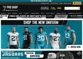 jaguars.teamfanshop.com
