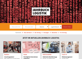 jahrbuchlogistik.de