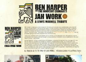 jahwork.benharper.com