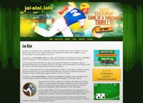 jai-alai.info