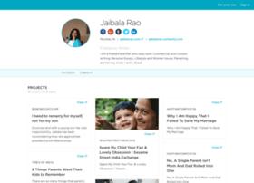jaibalarao.contently.com