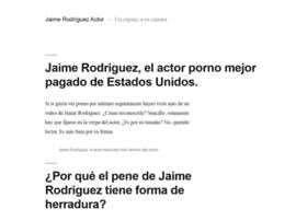 jaimerodriguez.mx