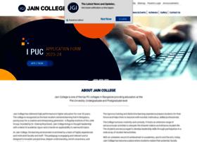 jaincollege.ac.in