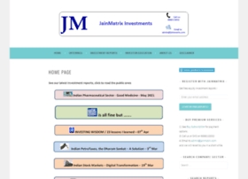 jainmatrix.com