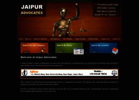 jaipuradvocates.com