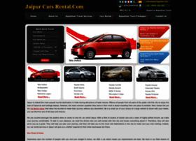Jaipurcarsrental.com