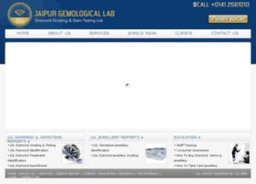 jaipurgemologicallab.com