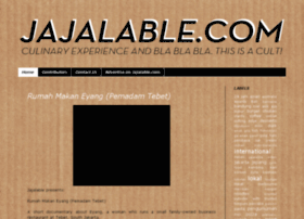 jajalableculinary.blogspot.com