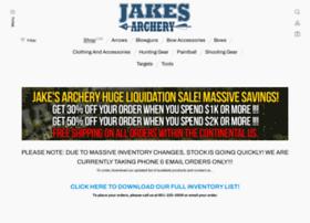 jakesarchery.com