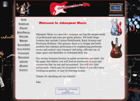 jakespearmusic.com