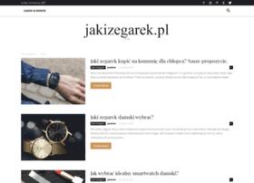jakizegarek.pl