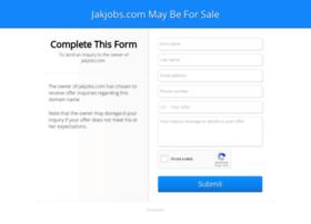 jakjobs.com