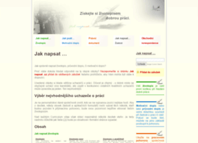 jaknapsat.cz