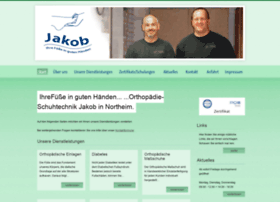 jakob-orthopaedie-schuhtechnik.de