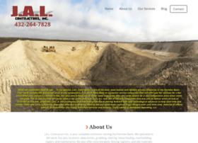 jalcontractors.com