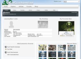 jalentorn.wincustomize.com