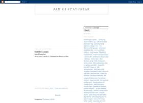 jam-distatus-bar.blogspot.com