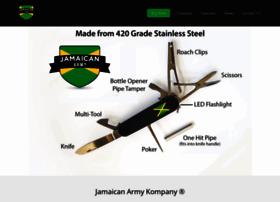jamaicanarmy.com