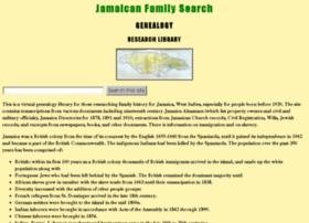jamaicanfamilysearch.com