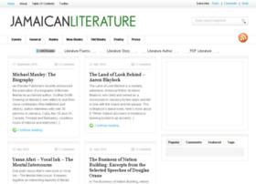 jamaicanliterature.com