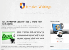 jamaicawritings.com