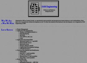 jamengineering.com