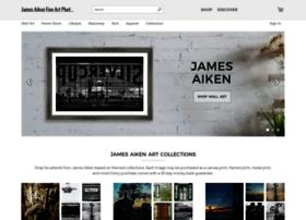 james-aiken.artistwebsites.com