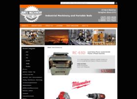 james-machinery.com