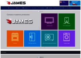 james.com.uy