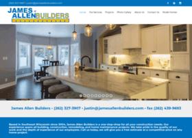 jamesallenbuilders.com