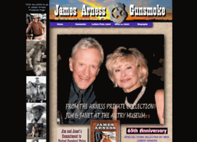 jamesarness.com
