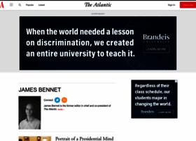 jamesbennet.theatlantic.com