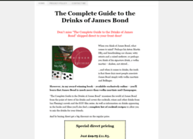 jamesbonddrinks.com