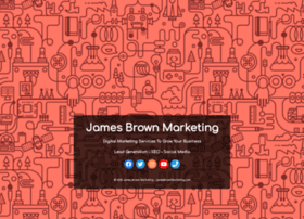 jamesbrownmarketing.com
