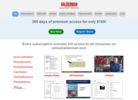 jameshalderman.com