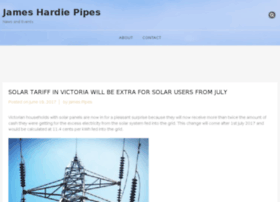 jameshardiepipes.com.au