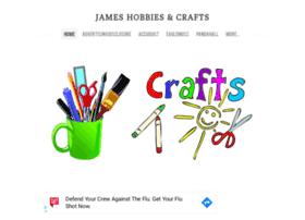 jameshobbiescrafts.weebly.com