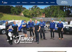 jameshomeservices.com.au