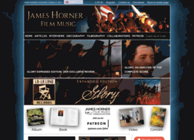 jameshorner-filmmusic.com