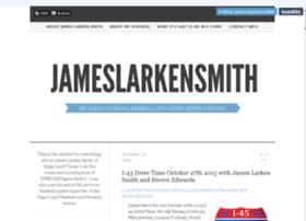 jameslarkensmith.com