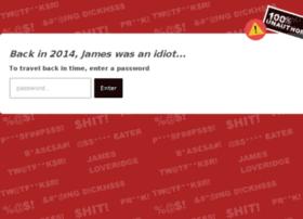 jamesloveridge.com