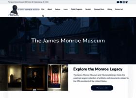 jamesmonroemuseum.umw.edu