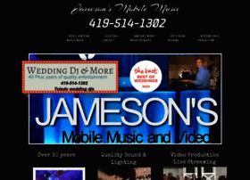jamesonsmobilemusic.com