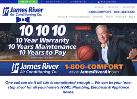 jamesriverair.com