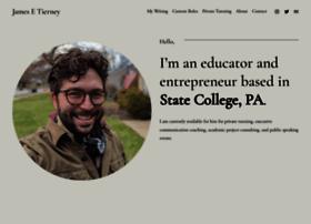 jamestierney.com