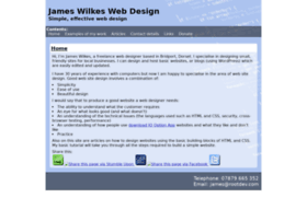 jameswilkesdesign.co.uk