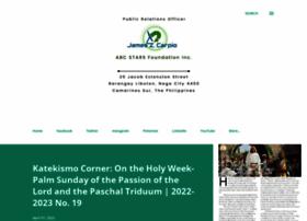 jameszcarpioinspires.blogspot.com