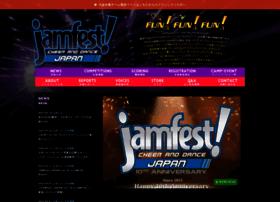 jamfest-japan.com