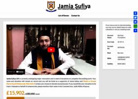 jamiasufiya.co.uk