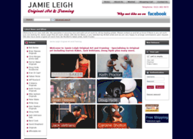 jamieleighfineart.co.uk